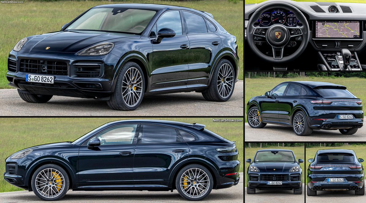 Netcarshow Com On Twitter 2020 Porsche Cayenne Gts Coupe Https T Co 9jvw8snheo