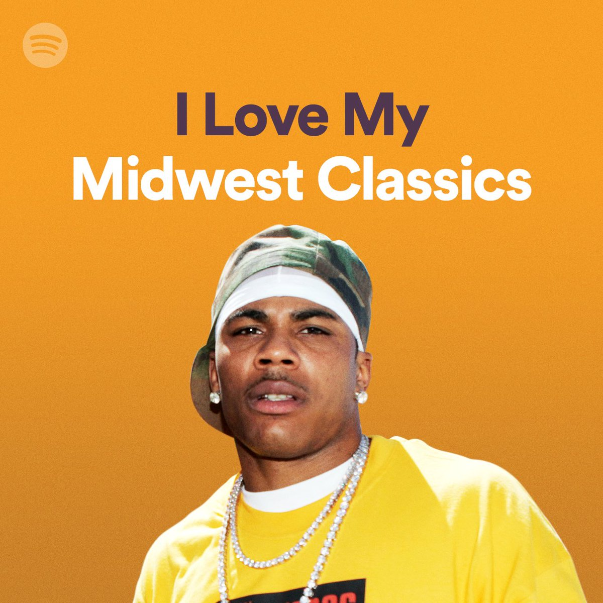Were taking it back to the 2000s with our new I Love My Midwest Classics playlist featuring timeless songs from @Nelly_Mo, @kanyewest, @KidCudi, @Eminem, @LupeFiasco and more. spoti.fi/MidwestClassics