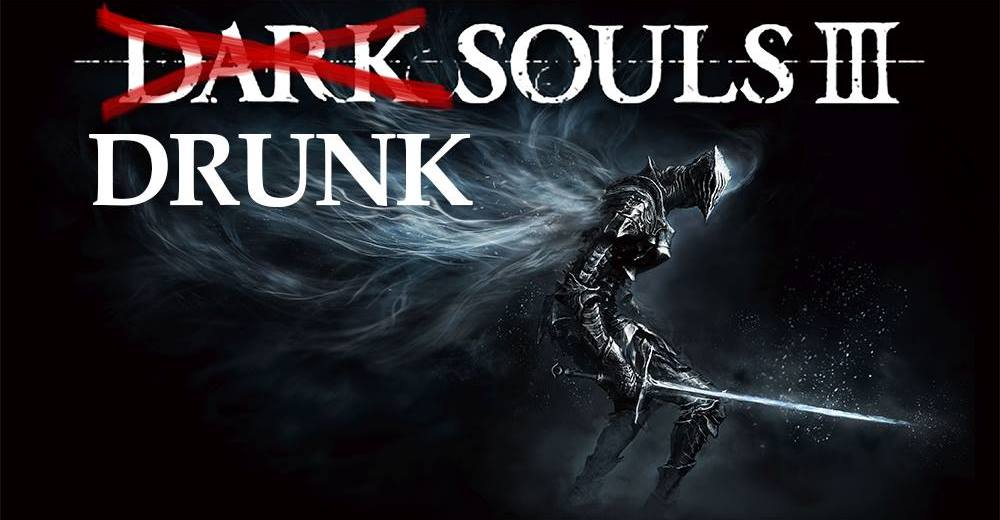 """Drunk souls 3"" stream this Friday , 7 PM EST!  📍 First hour ""training wheels"" 3 deaths = 1 shot. After , all deaths 1:1  📍Cannot research guides / walkthroughs. This will be a blind(100% maybe?) playthrough that ends up edited and put on youtube! https://t.co/OLAs75ejhu"