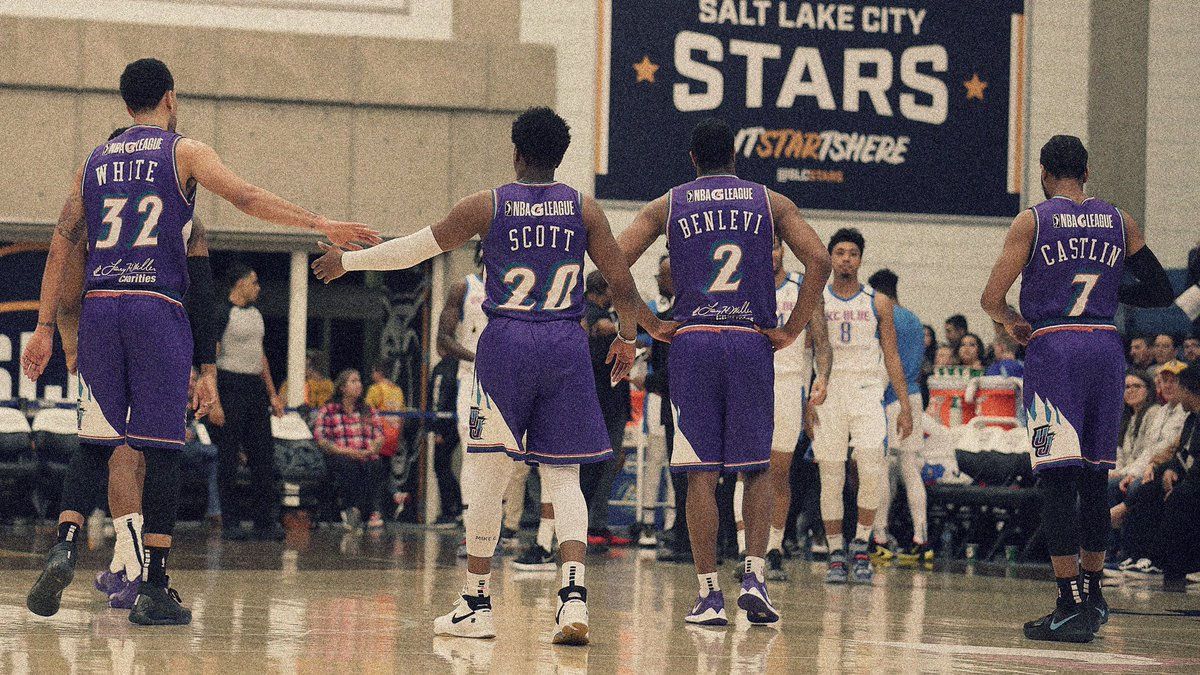 the @slcstars relied on each other and racked up the victories  more: https://t.co/tDpF4vy7Uy https://t.co/lax22D8fic