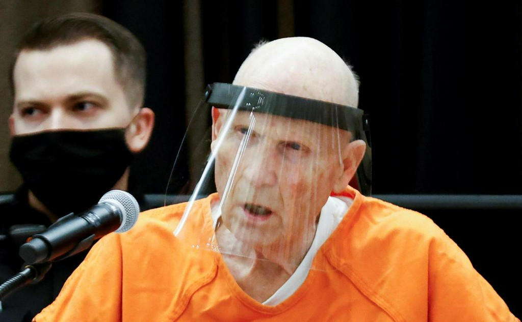 @Reuters's photo on Golden State Killer
