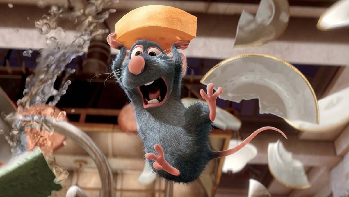 Ratatouille dropped 13 years ago today 🐀👨🍳 Where does it rank among your favorite Pixar films?