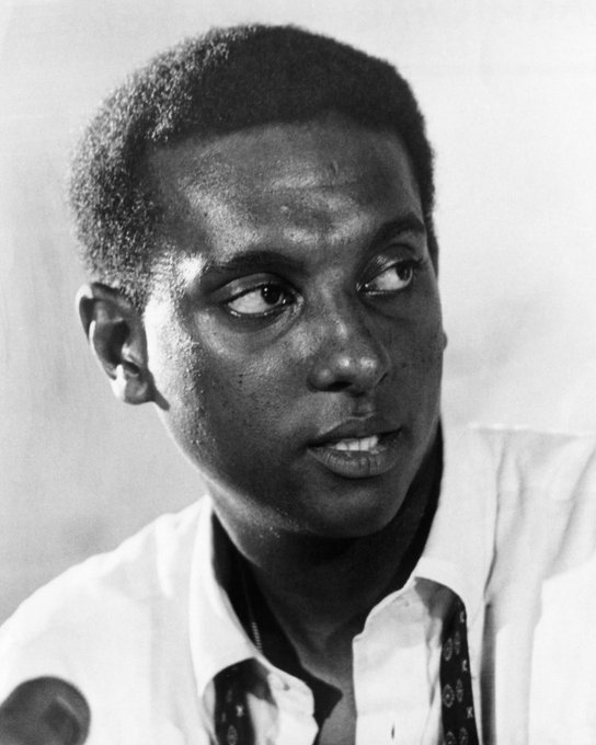 Happy birthday to one of my favorite revolutionaries, Stokely Carmichael (Kwame Ture).