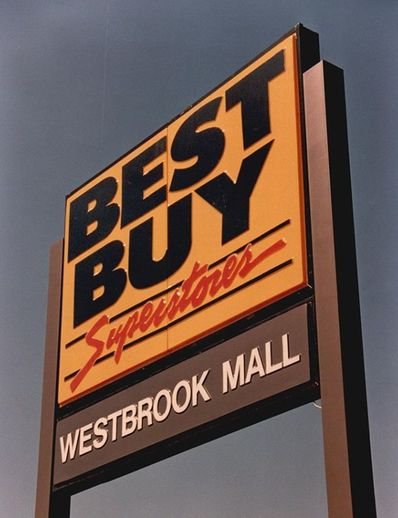 Flashback series - image 18. Another BEST BUY pylon sign project. We completed these across the US! . #electrosigns #signage #signs #sign #bestbuy #pylonsign . https://www.instagram.com/p/CB8udqcnI6B/pic.twitter.com/uAwSeTkAWz