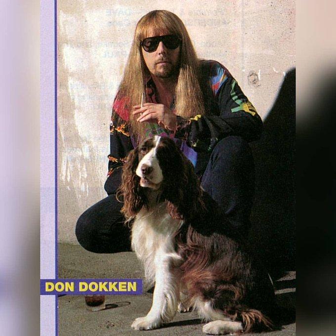 Happy Birthday Don Dokken