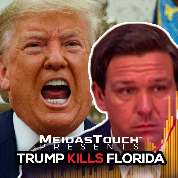 Donald Trump is going to lose his shit when he watches this. Retweet and make sure he loses his shit and watches this. #TrumpKillsFlorida