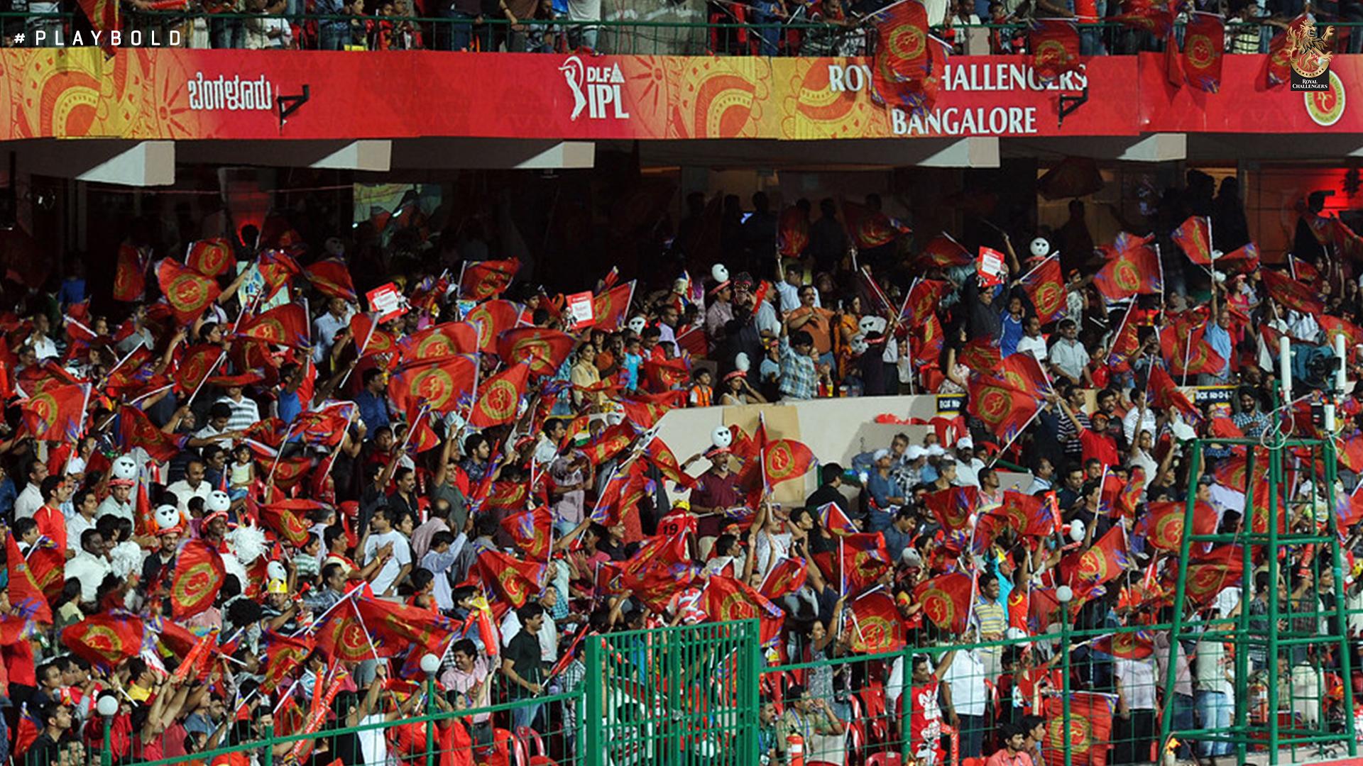 IPL - M. Chinnaswamy Bangalore