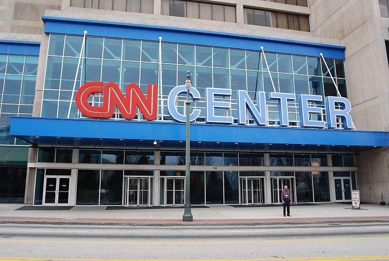 @wsbtv's photo on CNN Center