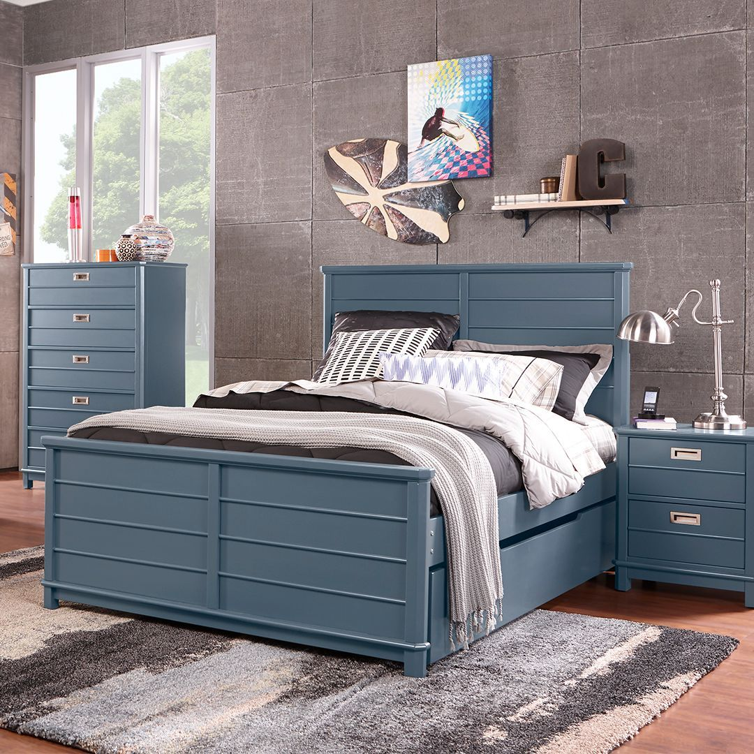 Rooms To Go Kids On Twitter Celebrate July 4th With Star Spangled Savings Shop Our Sale Now For Unbeatable Summer Deals On Furniture For Your Kids Featured Bay Street Blue Bedroom Check Out