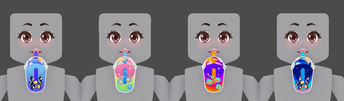 Short Nim Roblox Erythia On Twitter I M Excited To Present The Collab Between Simplyalemon And I We Created A Rainbow Bubble And A Moon Bubble Drink This Was Such A Fun Collab We Each Designed