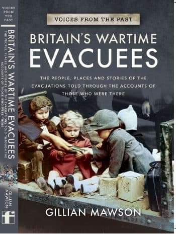 #lockdown How on earth did #evacuees cope with up to 5 years of family separation during World War Two? Buy as kindle or paperback   #RT #England #Scotland #Wales  #Guernsey #Jersey  #Ireland @penswordbooks