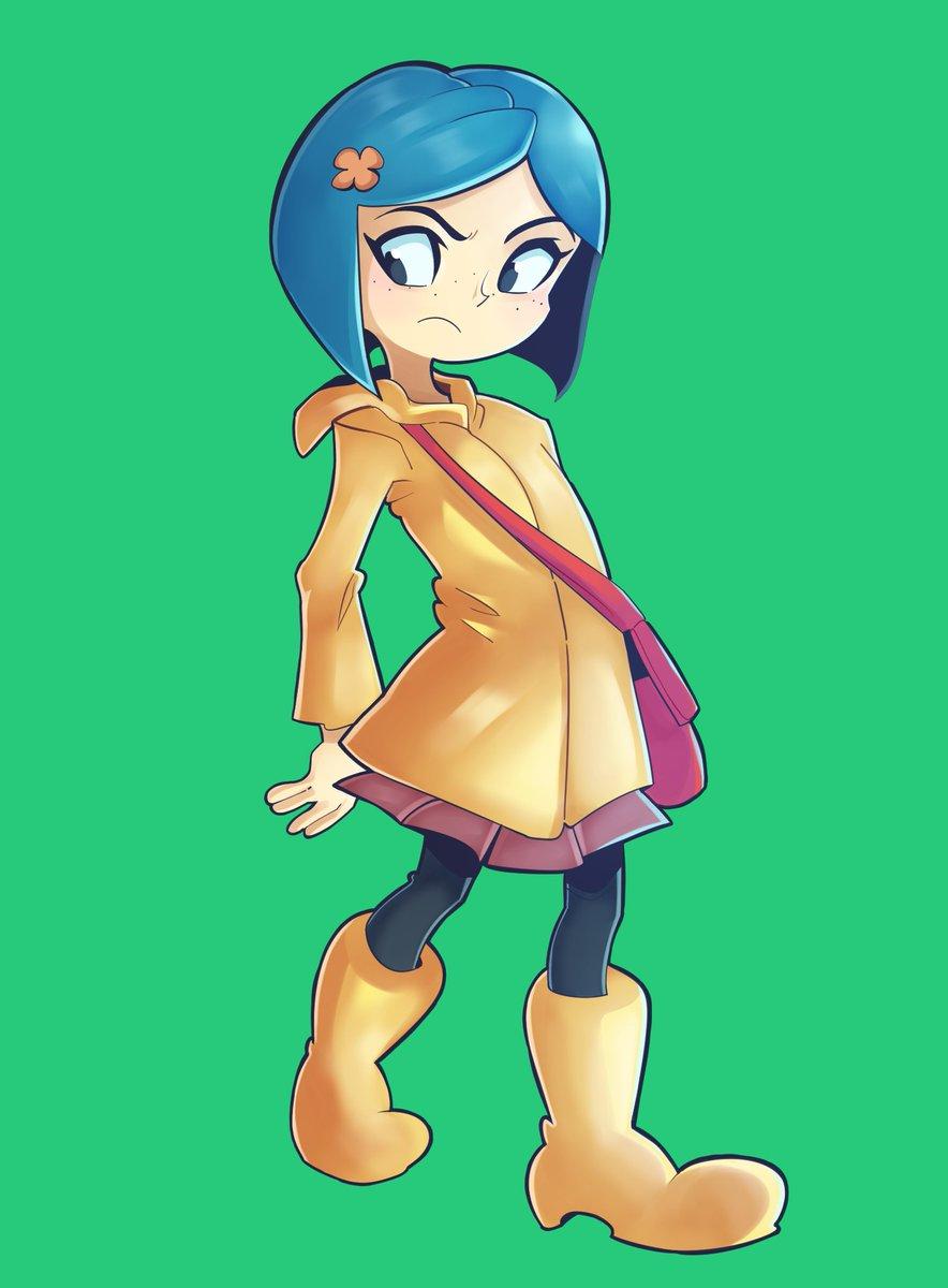 Coraline <br>http://pic.twitter.com/rHxJobTsyL
