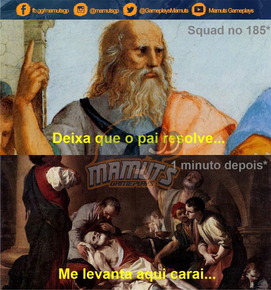 Deixa com o pai molecote! Não, pera...  Me siga na http://twitch.tv/mamutsgp para acompanhar as lives.  Twitch: http://twitch.tv/mamutsgp DoaçõesPayPal: https://streamlabs.com/mamutsgp Facebook: http://fb.gg/mamutsgp Twitter: @GameplaysMamuts   #memesdejogos #memesdejogos #gamememes pic.twitter.com/ghDPDekv21