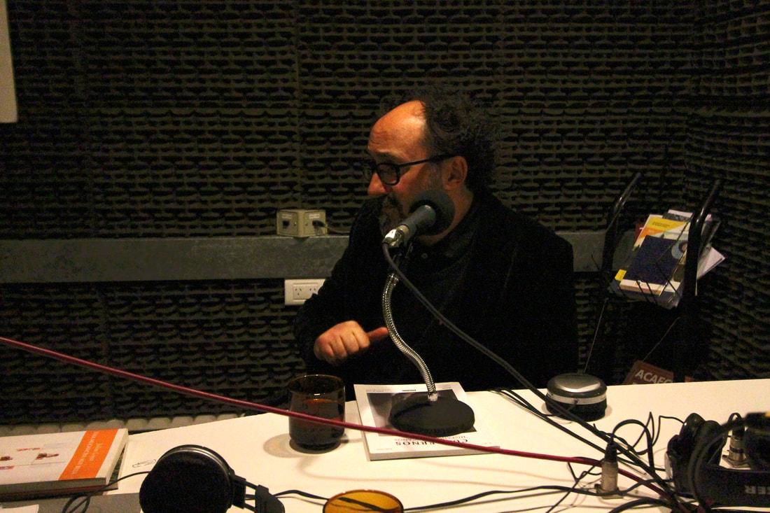 📚Los libros hablan Los libros y la radio son parte de nuestra vida siempre. Por eso hoy recordamos las charlas que tuvo Daniel Divinsky con Julián López y Rodolfo Braceli a las 20. Escuchalo por aca👇 https://t.co/oA33XcuFp5 https://t.co/Ktt8Vh6O8I