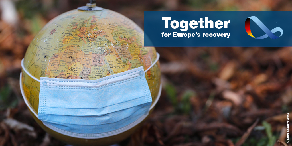 Strength through cohesion: Germany advocates an efficient European health system. This will be one of the priorities of the German EU Council Presidency. Measures against the corona pandemic and other risks have to be more effective. #EuropeUnited https://t.co/POHMUgEQ44