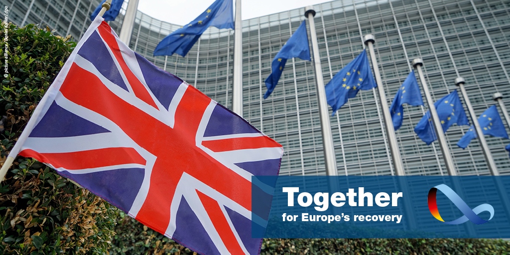 Europe looks ahead: in spite of the Corona crisis, negotiations on the future relationship between the EU and the United Kingdom remain a priority. We want an ambitious agreement that does justice to the breadth and depth of the partnership. #EuropeUnited https://t.co/bIC7C9ouVw
