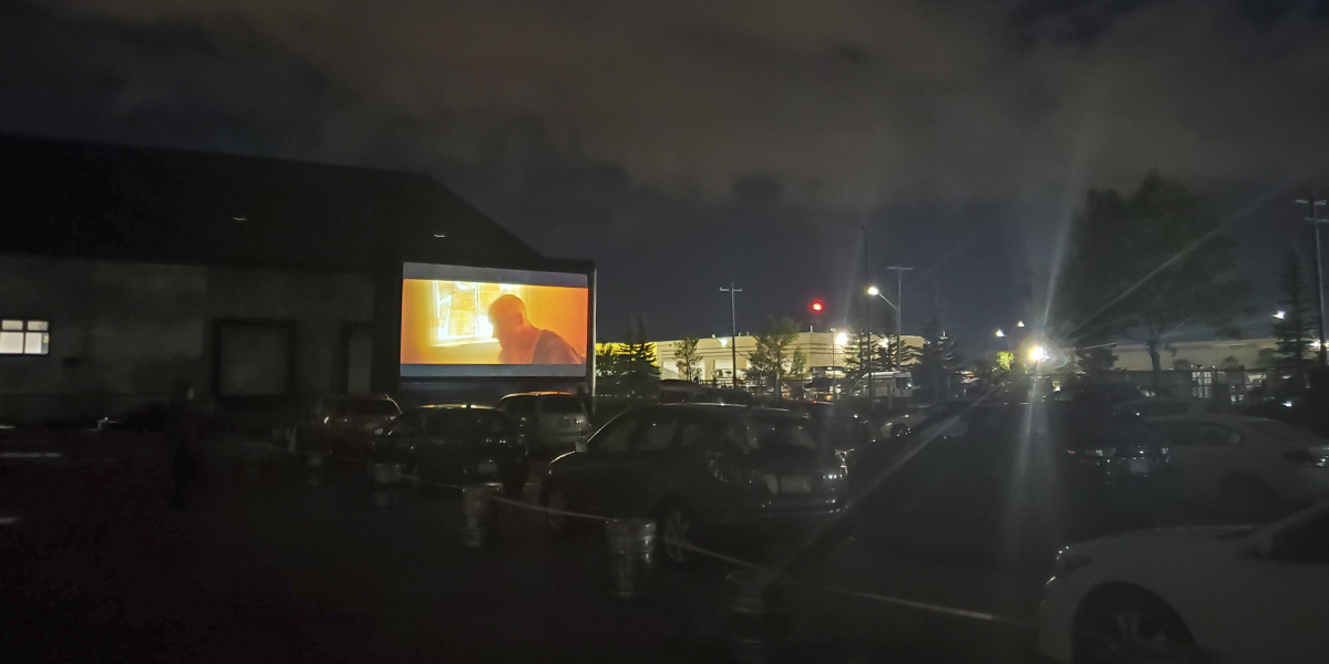 We're thrilled to have been the first in Calgary to host a pop-up drive-in!  Thank you to @CUFFand all the film buffs that came out to enjoy the movies!  #cuffdriveins  Who wants to see more drive-ins? 🙋 https://t.co/w6zNIzYLKr