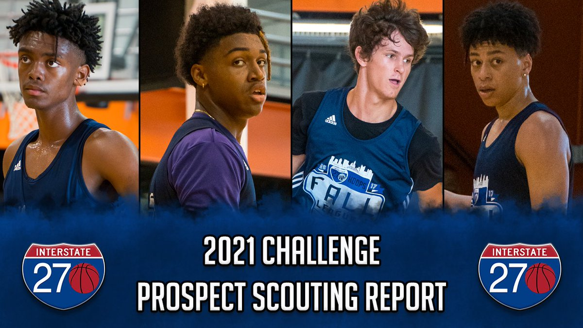2021 Challenge: Prospect Scouting Report 📈  We take a look at all 20 prospects from yesterday's historic event that was watched by more than 100 college programs 🙏  --> https://t.co/dEQjOwD32s https://t.co/4JEyeo3qjG