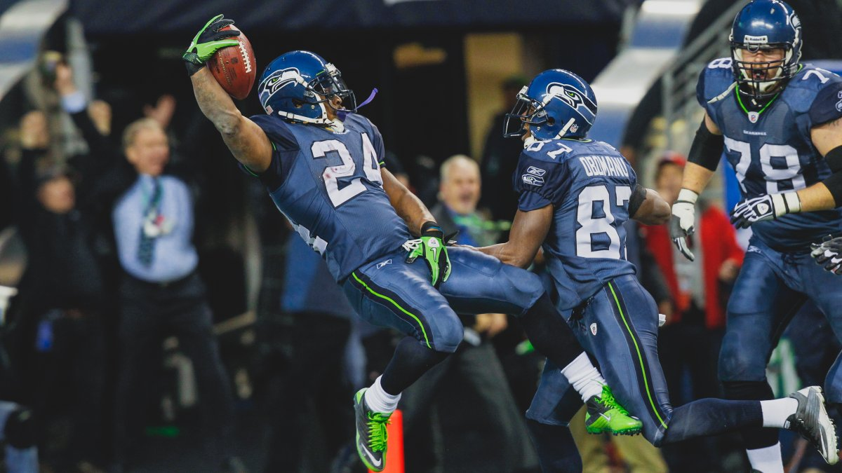 Seahawks photographer Corky Trewin shares his favorite shots of the past decade. 🤩   Full gallery » https://t.co/FzhQJehL9h https://t.co/xH4LTfjSoO