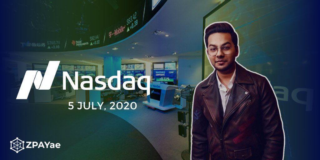 founder of $ZPAE, Sahil will be talking about partnerships, future plans and the convergence of UAE into a crypto friendly ecosystem in an interview with @Nasdaq - the same will also be broadcasted on television around multiple channels in USA. #StayTuned