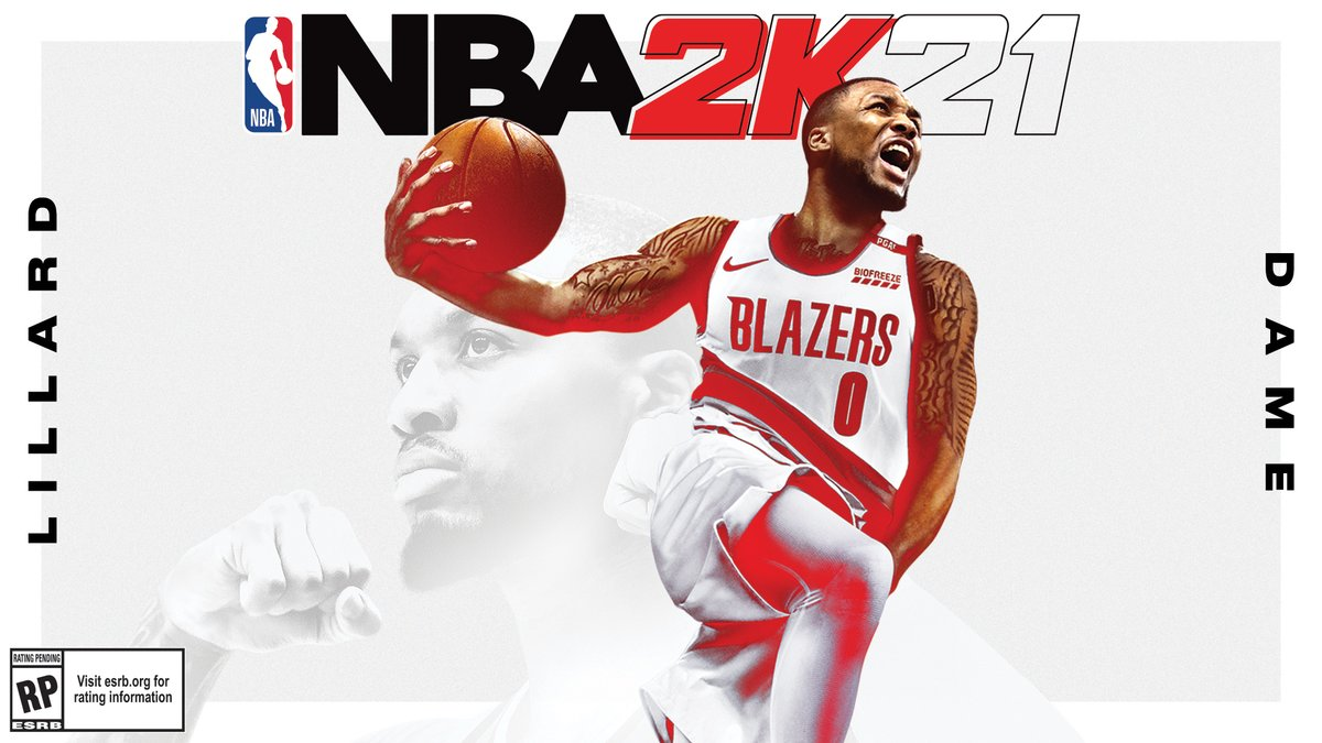 Being on the cover of @nba2k is a dream come true. I've been playing 2K since the Dreamcast days! Hyped to be the #NBA2K21 Current Gen Cover Athlete. #YKWTII #DameTime ⌚ 🎮 https://t.co/d1bPKTm0je