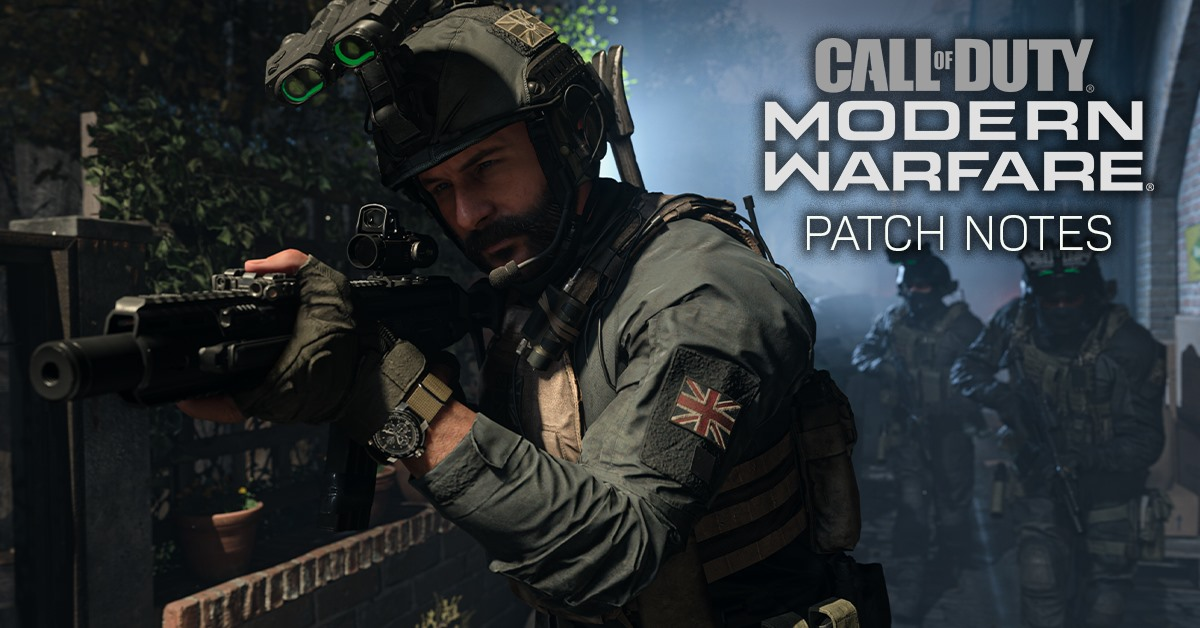 Tonight's update will begin rolling out across all platforms at 11PM PDT! Be sure to read up on what's coming to #ModernWarfare and #Warzone, see weapon adjustments, download size information, and more by checking out our patch notes!  https://www. infinityward.com/news/2020-06/M W_Patch_Notes_June_29   … <br>http://pic.twitter.com/yE2uoW5ws2