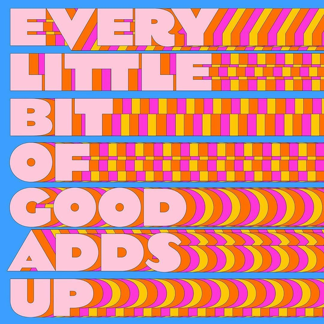 friendly reminder to do a lil good today 🧡