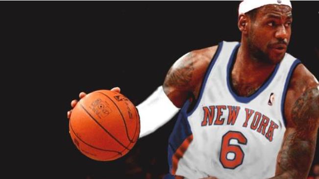 美媒曝10年前詹姆斯本計劃加盟尼克,但管理層搞砸了會晤,直接把詹姆斯嚇跑了!-籃球圈