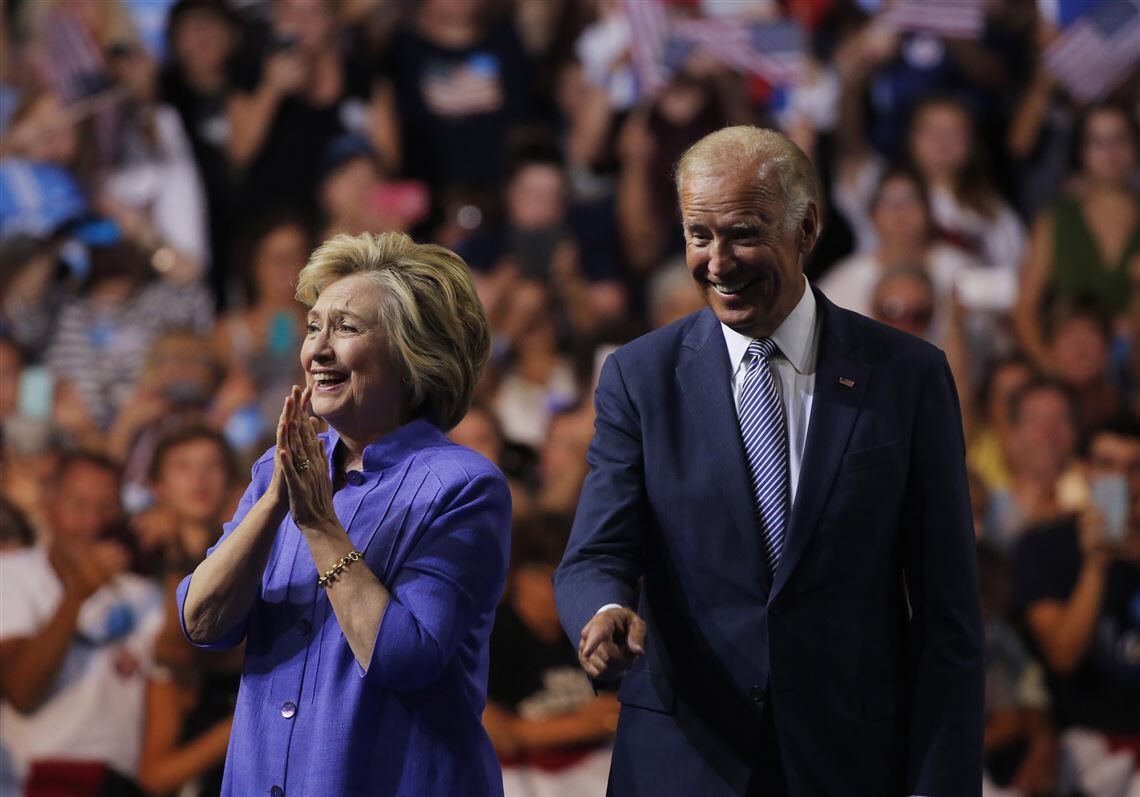 Biden Victory Fund Virtual Reception with @HillaryClinton. Thursday, July 9. RSVP here: