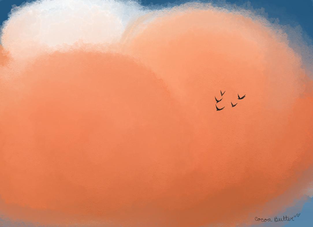 Pretty   #art #digitalart #clouds pic.twitter.com/gfryKtEdvL