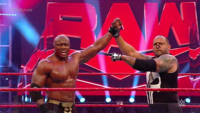 Lashley sigue su camino dominante en RAW.