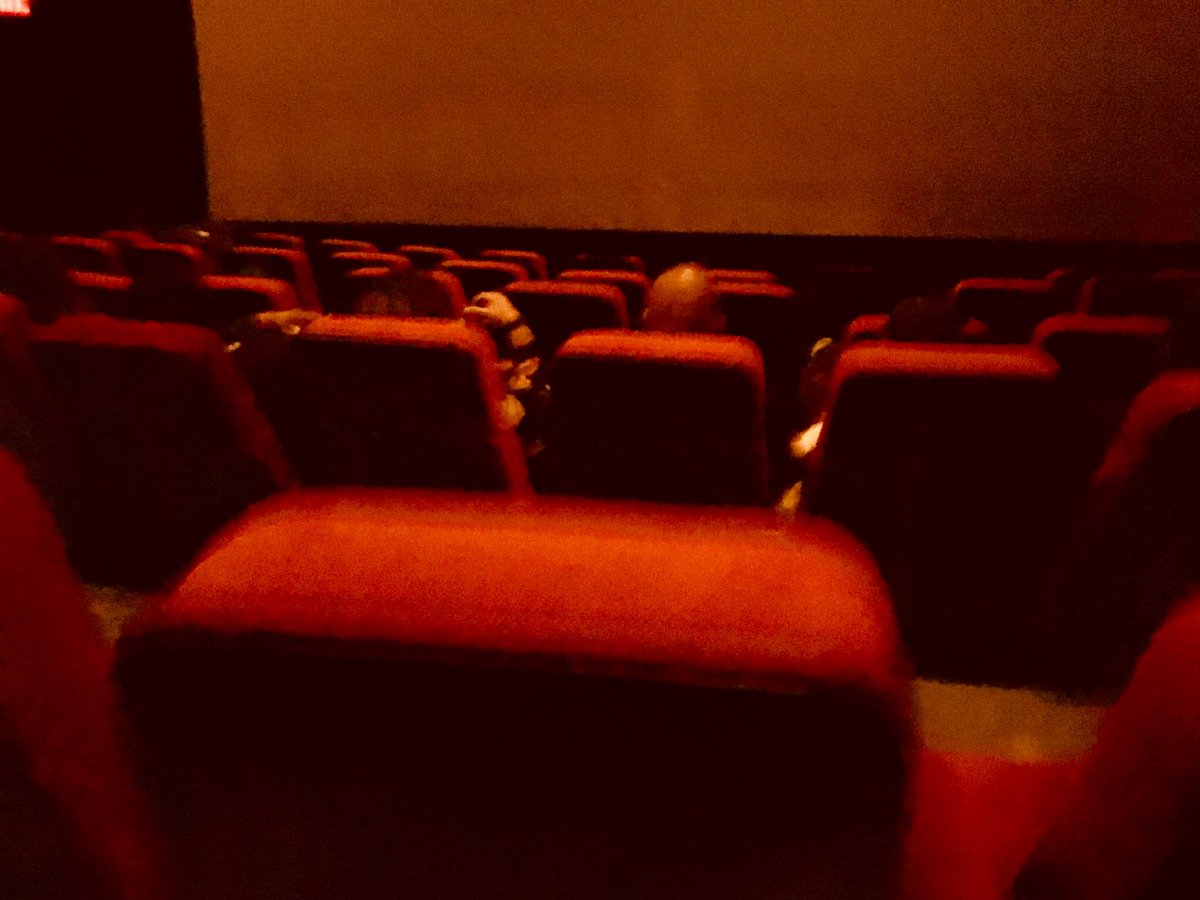Love going to the #Movies but not fully ready #shareAMC  to sit n those seats. pic.twitter.com/zCg8RDO6kM
