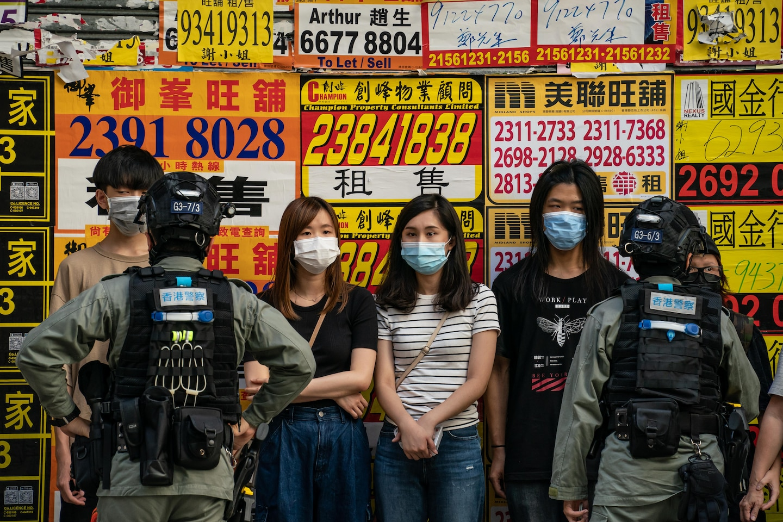 china-enacts-hong-kong-security-law-escalating-confrontation-with-us Photo