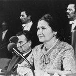 Rescapée de la Shoah. Première Présidente du Parlement européen. Défenseure des droits des femmes. Académicienne. Panthéonisée le 1er juillet 2018.  Il y a 3 ans jour pour jour, Simone Veil nous quittait. Continuons d'honorer sa mémoire.  #CeJour #OnThisDay #EUHistory