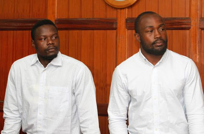 High Court orders the retrial of Alex Mahaga and Frank Wanyama who were sentenced to 15 years on jail for rape. https://t.co/uFgUGhOxgR