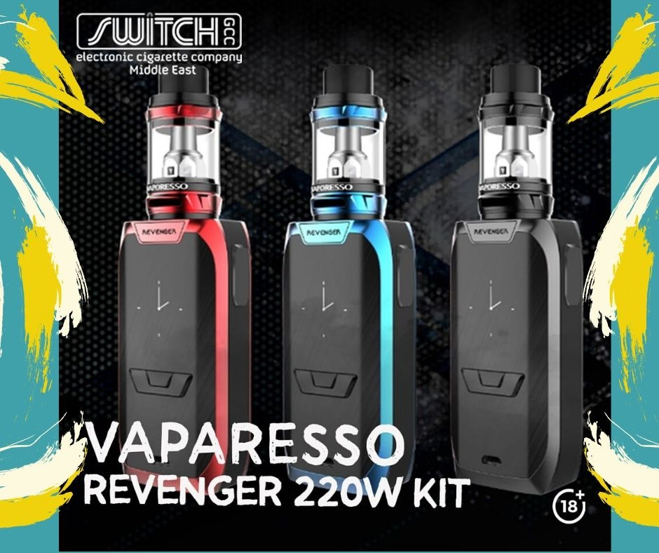🔞🔞🔞 Revenger 200w Kit Smoking is injurious to health. Stop smoking and start vaping. Dial 32095389 for further information. Dial 36090836 to place your orders. #Vape #eciggrate #bahrain #smoke #switch #vaping #Bahrainstore #Bahrainmarket #Bahrani #bahrainvape #Bahrainecig https://t.co/3Hnj8i9X10