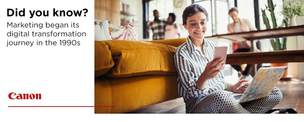 How does #digitaltransformation drive customer experience?  Read on: https://t.co/OCraLtZZOU  Comment la transformation numérique améliore l'expérience client?  https://t.co/mAqPiqHxzt https://t.co/1sGrxhAKEz