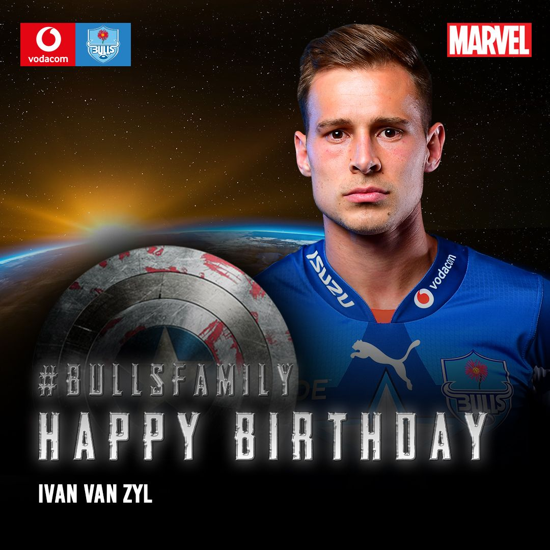 The Vodacom Bulls would like to wish Ivan van Zyl and Henco Beukes a very happy birthday. We hope that this year is filled with great memories. Enjoy your special day. #BullsFamily