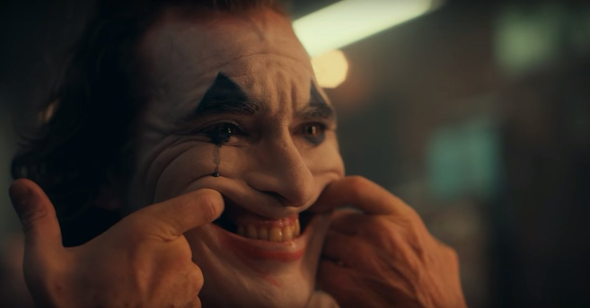 JOKER (2019) Cinematography by Lawrence Sher Directed by Todd Phillips Read our conversation with this films DP: ops.fyi/JokerDP