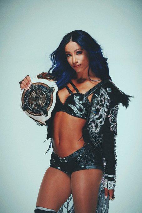 I beat the @WWE champion @DMcIntyreWWE and the @WWE Raw women's champion @WWEAsuka . Jaja  I AM THE GREATEST