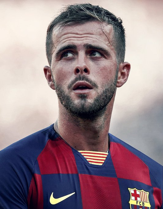 VIDEO: What Pjanic Said After Completing His Move To Barcelona