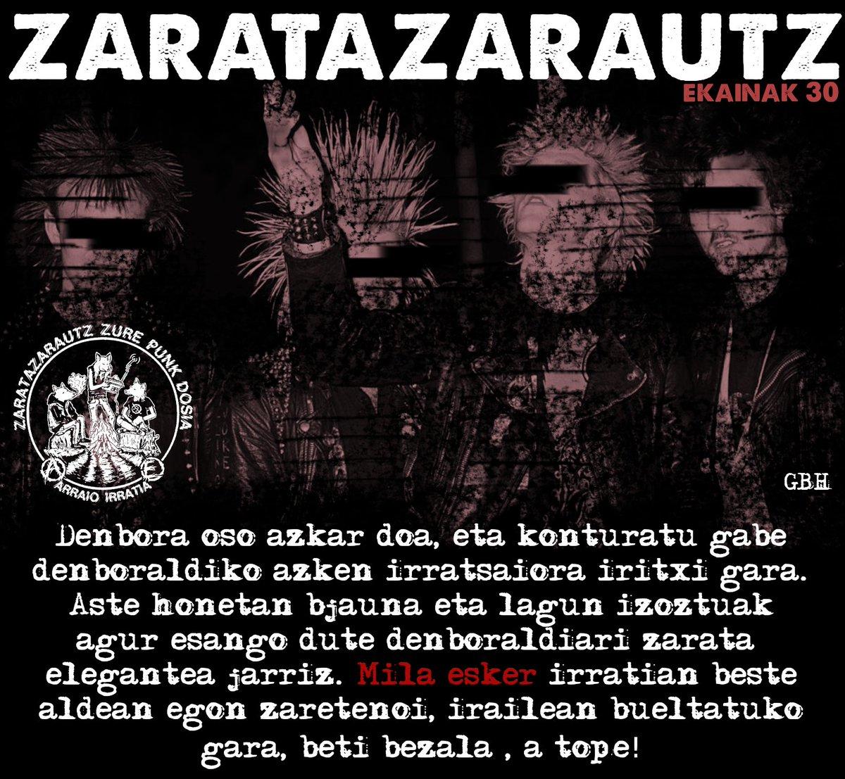 Denboraldiko azken irratsaioa dugu gaur #Zarautz @ArraioIrratia @arrosasarea https://t.co/cfe65IBPFs https://t.co/w1B4c3OhIM