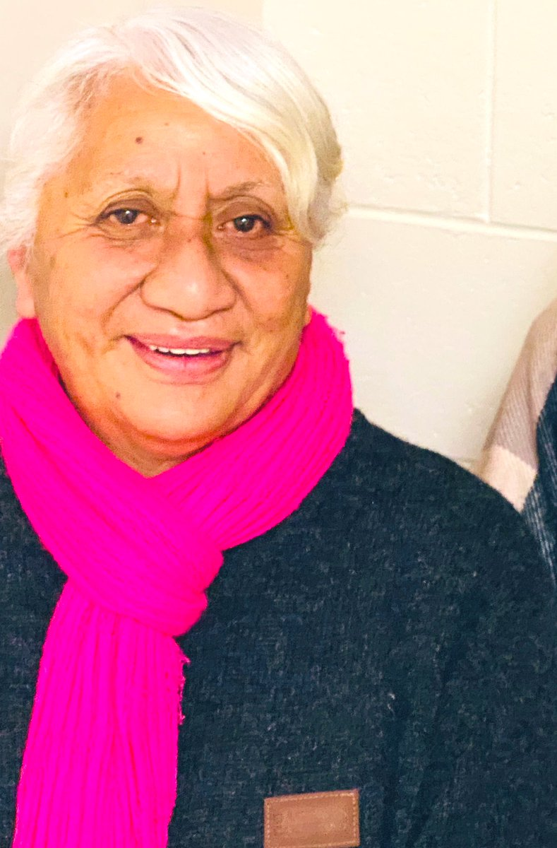"""Years ago I could see technology would change the future — so I decided to go with it & jump right in. Not everyone my generation feels so confident. We're all different. You just have to find what hooks them in."" Whaea Yvette, Ngā Rauru. #DigitalInclusionNZ https://t.co/bTwnoxi1t5"
