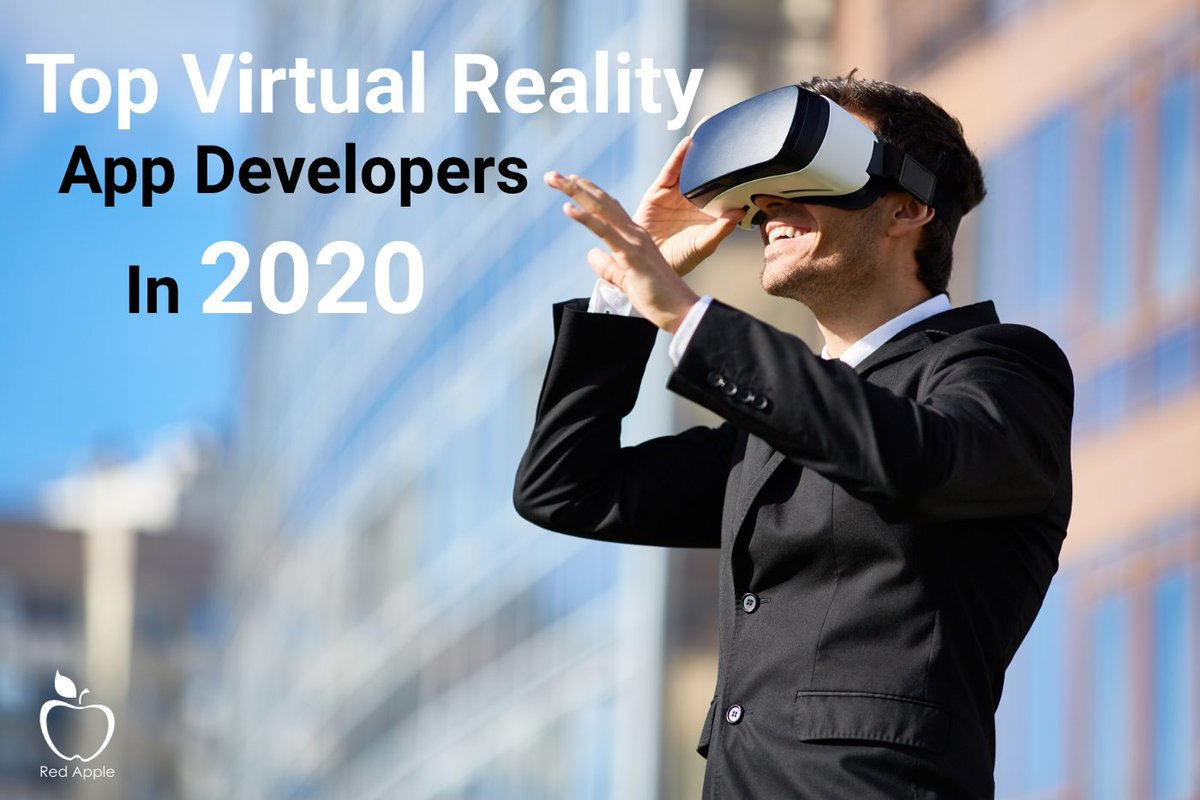 Find out the top VR app development companies here:  https:// bit.ly/2YHwFA6      #VirtualReality #appdevelopment <br>http://pic.twitter.com/l7H0xPDrp9