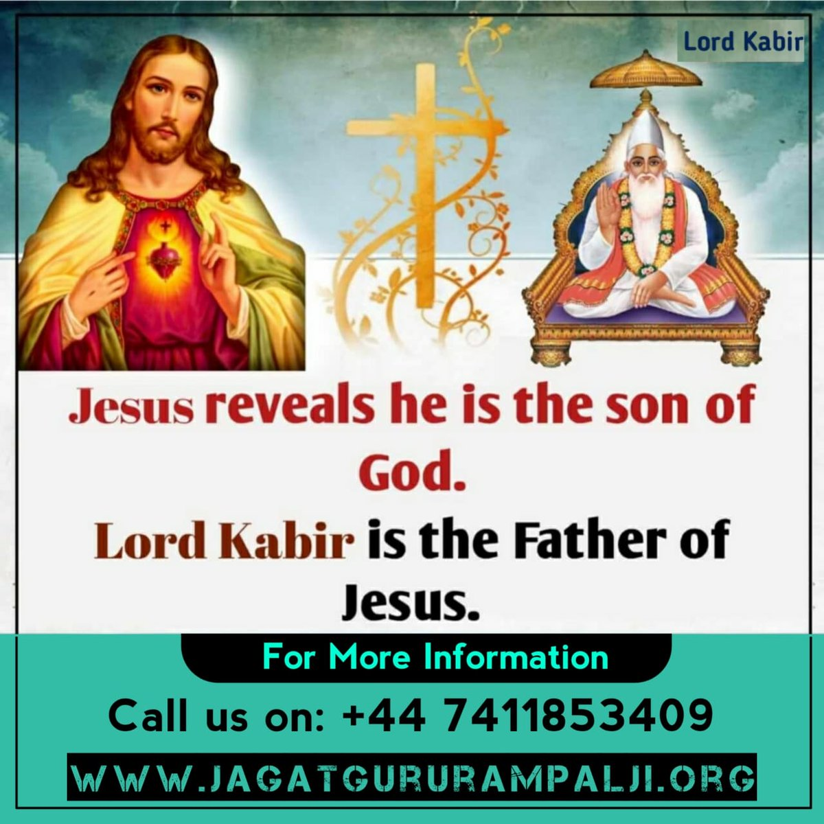 #TuesdayThoughts  The poet/the saint whom the whole world calls a weaver is actually God who came in human form and gave spiritual knowledge to his beloved souls. @SaintRampalJiM  Sadhna tv 7:30 pm.<br>http://pic.twitter.com/g9BmD63rrf