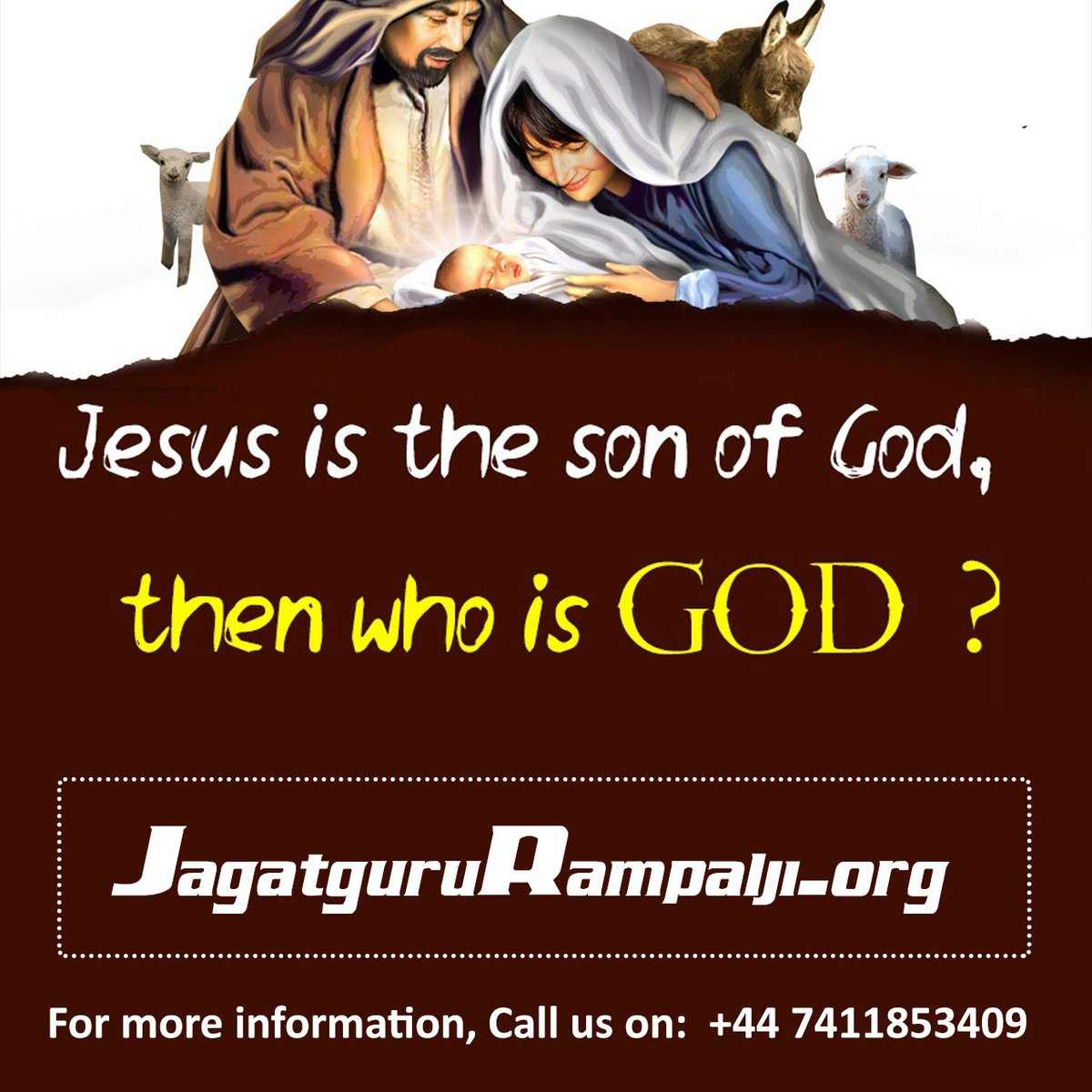 #TuesdayThoughts  Holy Bible Genesis 18:2 Abraham looked up and saw three men standing nearby.  This proves God in bible is not the Supreme God. <br>http://pic.twitter.com/iV8fzqt44l