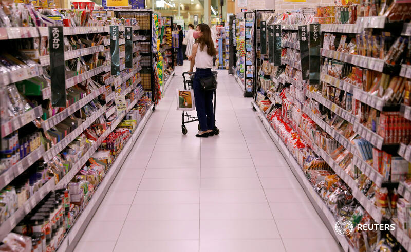 The coronavirus has forced Japan's notoriously fussy food shoppers to abandon doubts about online grocery stores https://t.co/vJKNh52LxI by @ritsukoandos https://t.co/lXKrohwjh7
