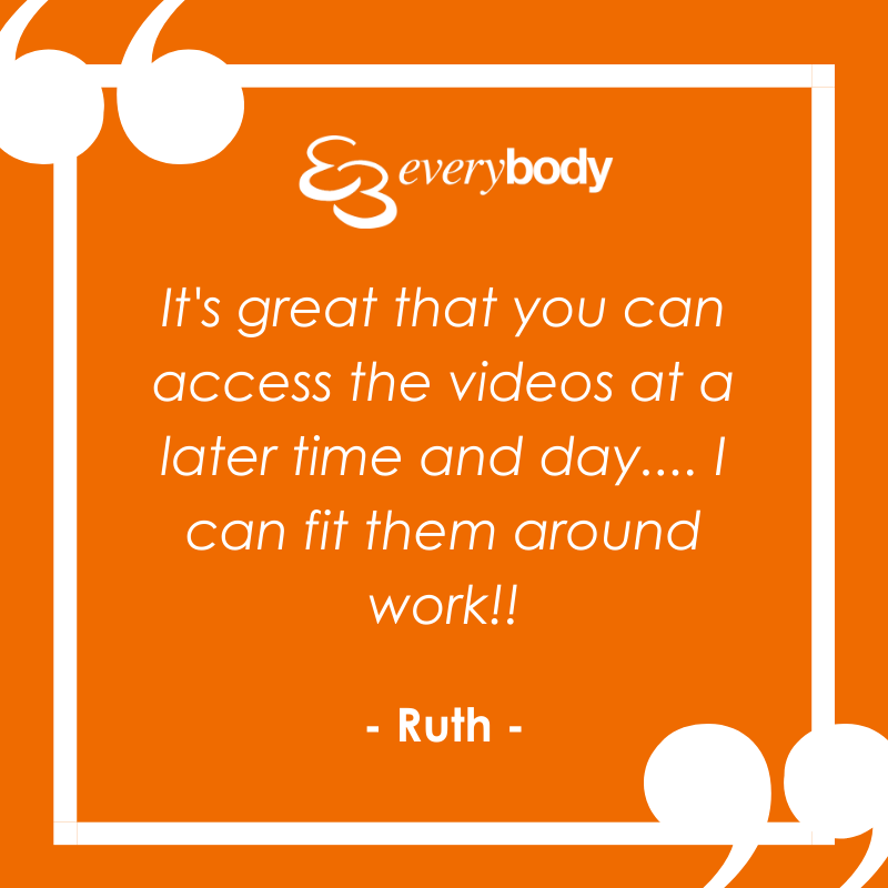 How's everyone spending their Tuesday? We have so many amazing live classes available today on our Member Zone Facebook group! Join here  https://t.co/icTieXAKnW  9am - Legs Bums and Tums 11am - Everybody Mobility 12pm - Speedflex 1.30pm - Everybody Get Moving 6pm - Pilates https://t.co/ZoASQIgeUp
