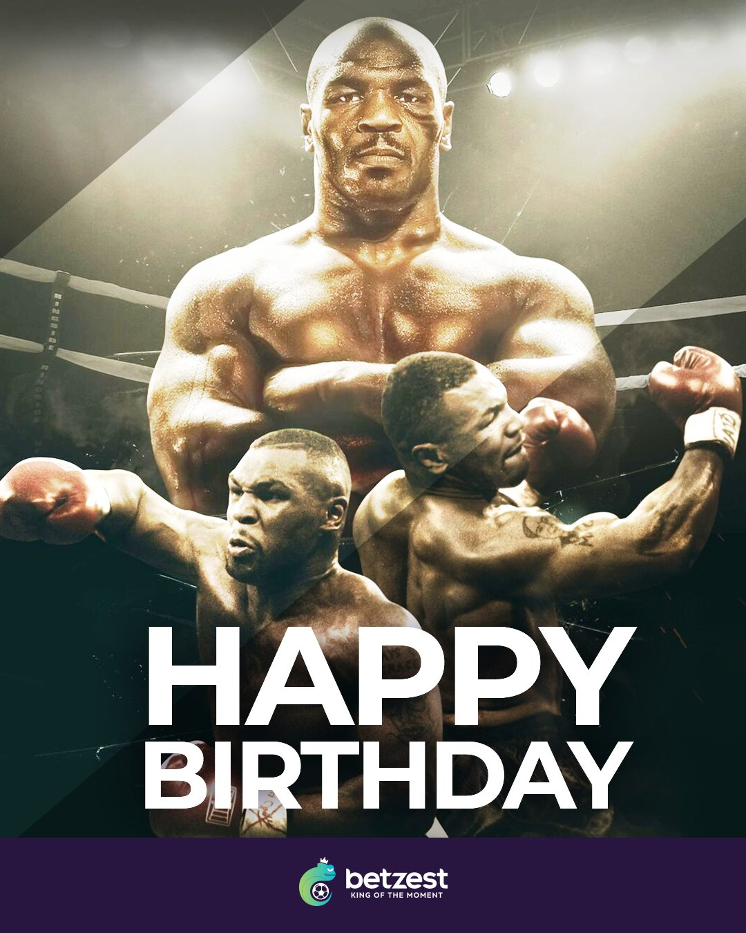 Iron Mike turns 54 today Happy Birthday Mike Tyson