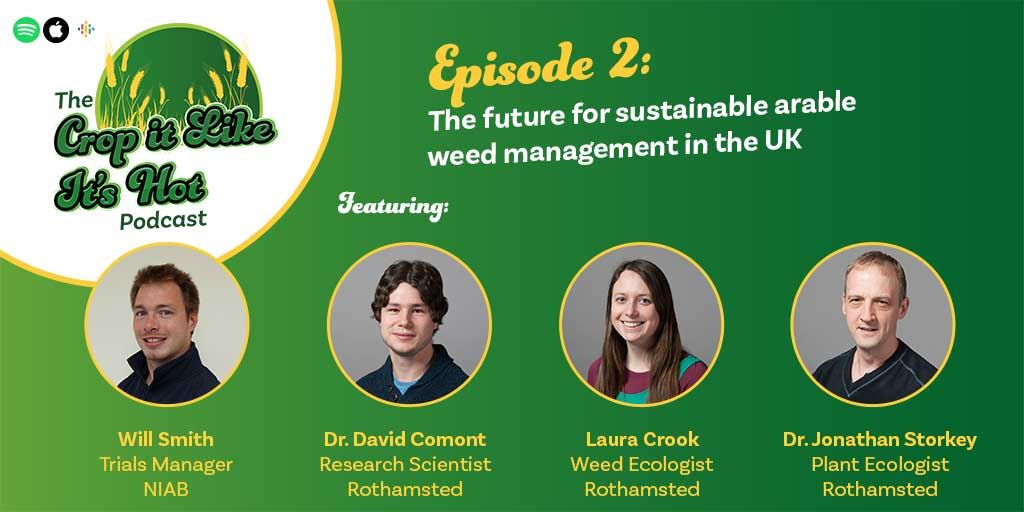 Need to top up your @BASISRegLtd points? Make sure to give our Sustainable Weed Management Podcast with @aliceinwellies and @Rothamsted a listen! Details on how to claim your 2 points are in the podcast 🎙️ #CILIHpodcast https://t.co/GsFkpLojKz https://t.co/B5zda1QSrh